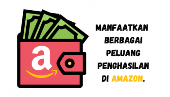 amazon penghasilan online